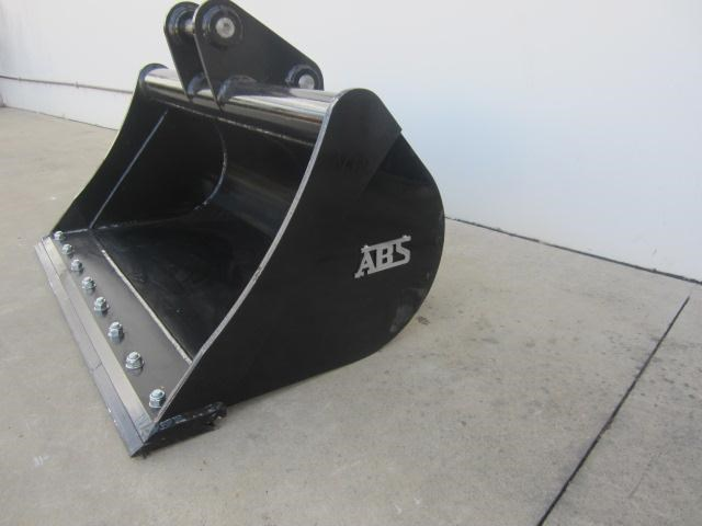 australian bucket supplies 1000mm mud bucket fitted w/boe to suit 2-3t excavators 336355 005