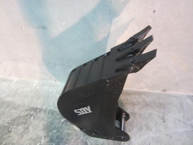 australian bucket supplies 300mm general purpose bucket to suit 2-3t excavators 336352 004
