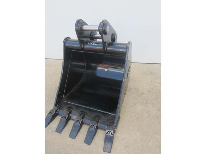 australian bucket supplies 600mm general purpose bucket to suit 3-4t excavators 316863 008