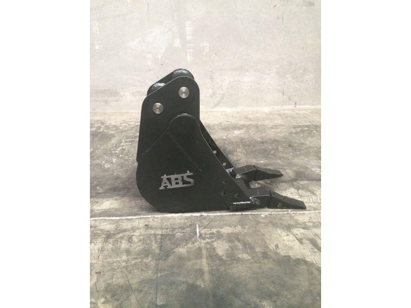 australian bucket supplies 200mm general purpose bucket to suit 5-6t excavators 336967 001