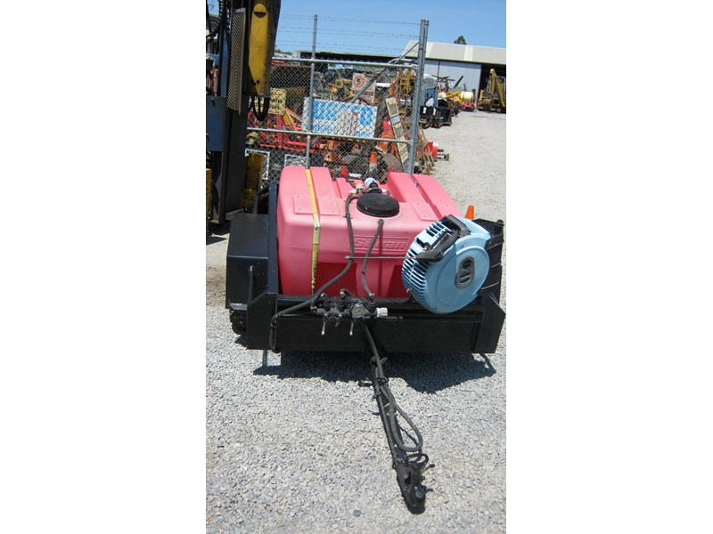 silvan spray unit mounted on trailer 336986 004