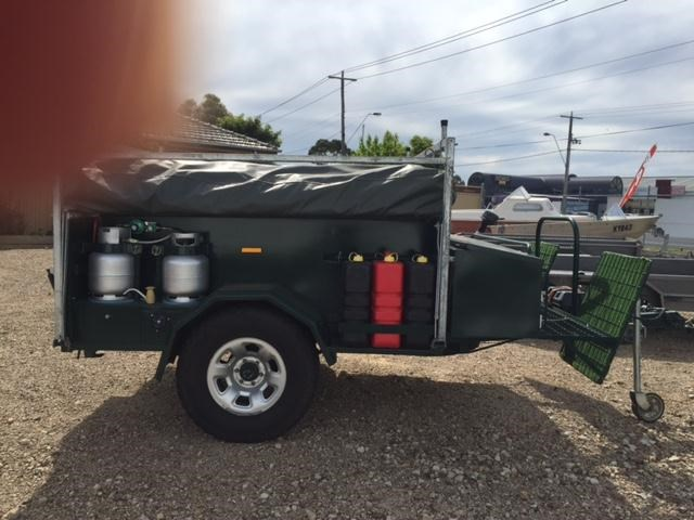 custom made soft floor camper trailer 337124 002