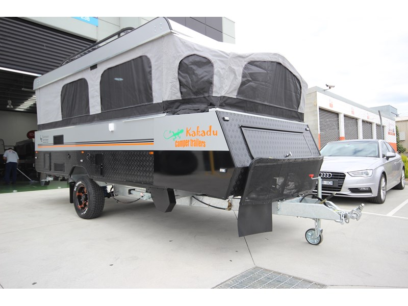2018 kakadu camper trailers scorpion off road for sale. Black Bedroom Furniture Sets. Home Design Ideas