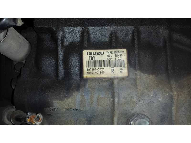gearboxes isuzu npr 5 speed 337262 002