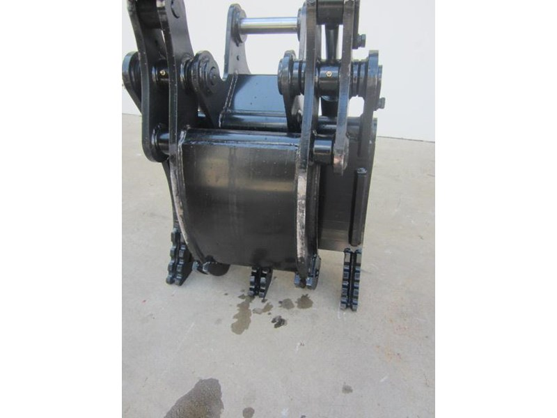 australian bucket supplies hydraulic rock grab to suit 8-10t excavators 337207 002
