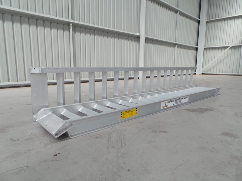 workmate 5 ton alloy loading ramps 10080 006