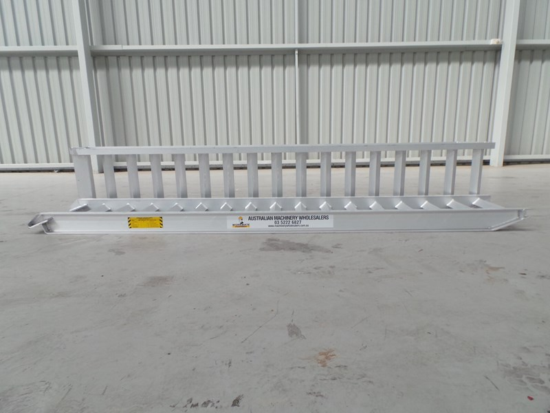 workmate 5 ton alloy loading ramps 10080 002