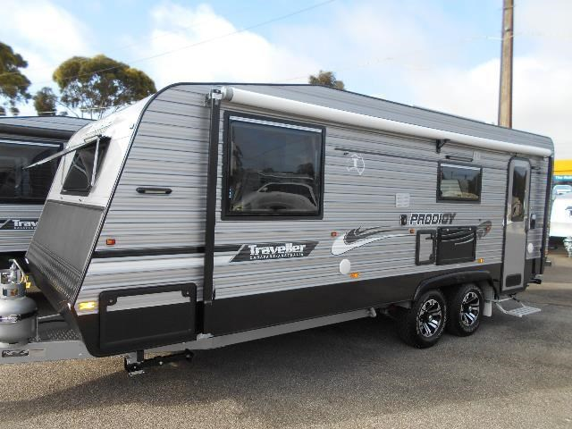 traveller prodigy 'the barossa' deluxe 338918 001