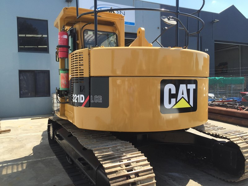 caterpillar caterpillar 321c lcr - zero tail swing 338972 002