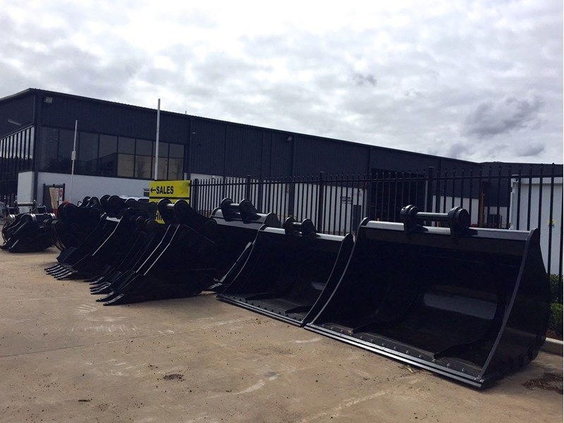 australian bucket supplies ripper tyne  to suit 1-2t excavators 316689 014