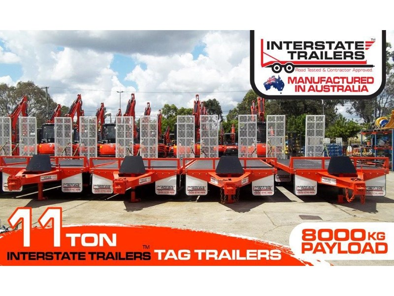 interstate trailers 11 ton tag trailer 302040 002