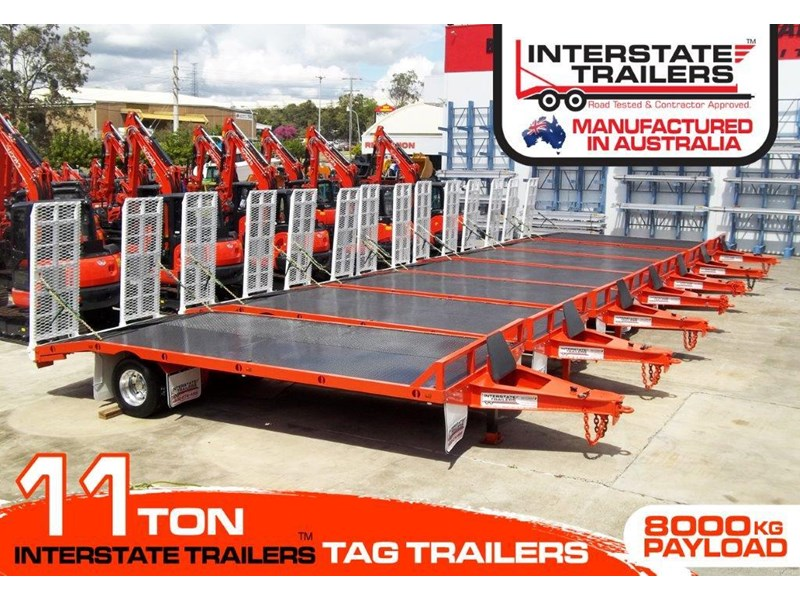 interstate trailers 11 ton tag trailer 302040 004