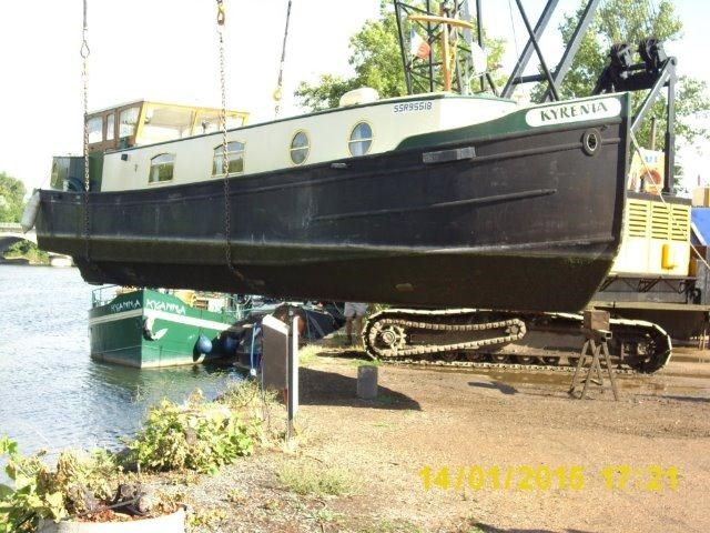 pickwell & arnold mini dutch barge 361544 002