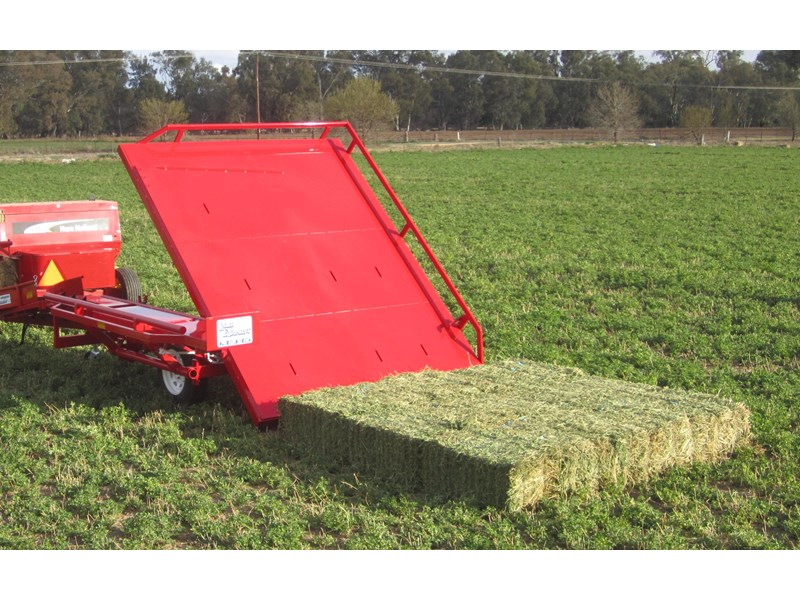 rebel equipment bale accumulator 342790 001