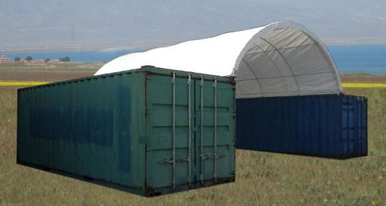 nq trading 40ft igloo container shelter c2040s 343203 008