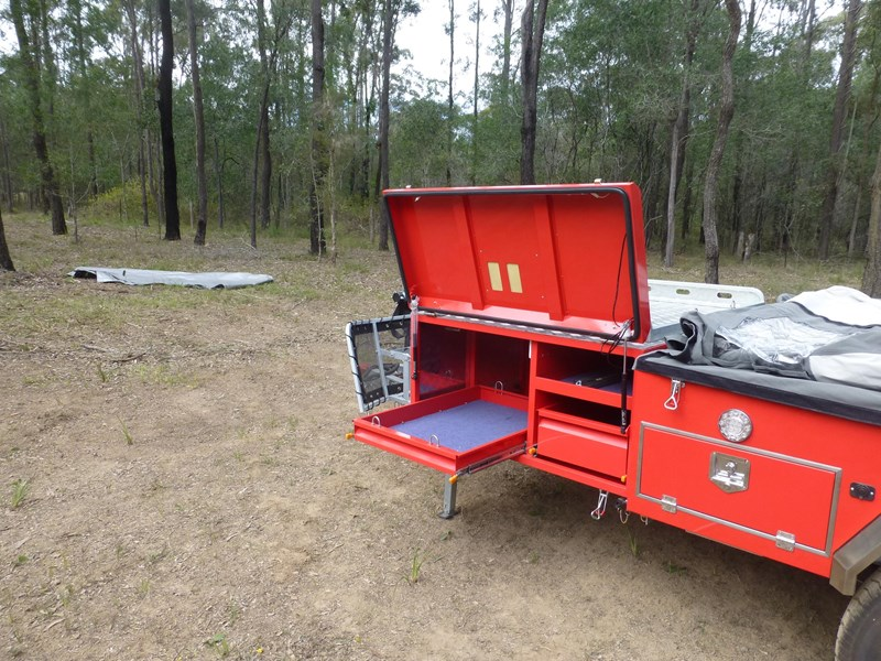 custom made off road camper trailer 344150 002
