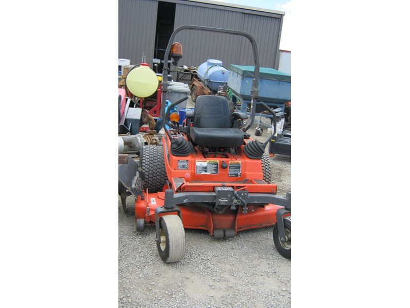 kubota zd21 ride on mower (2 of) 343968 006