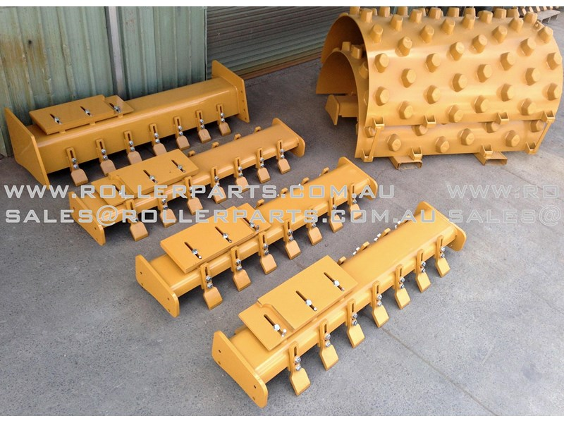 roller parts padfoot shells 345383 003
