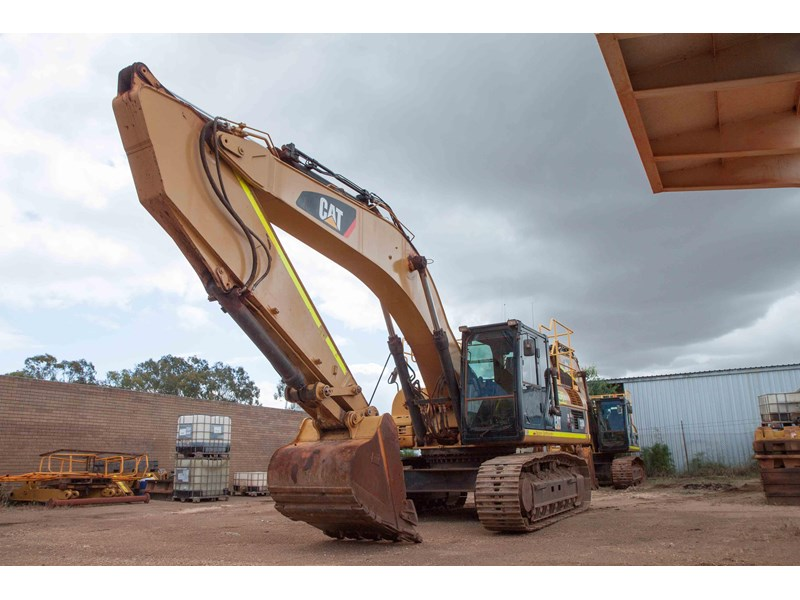caterpillar 336dl 346192 005