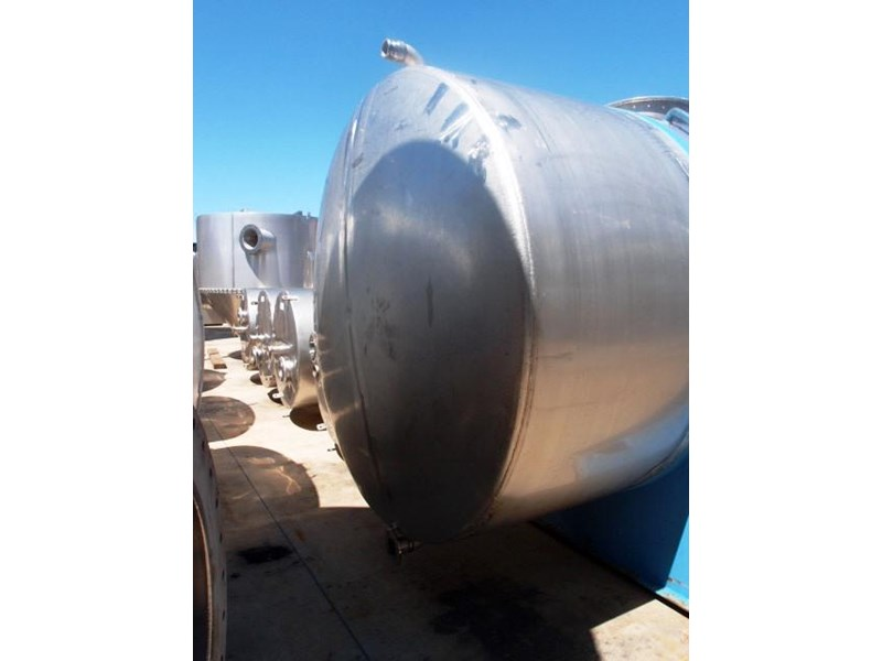 stainless steel storage tank horizontal 347372 002