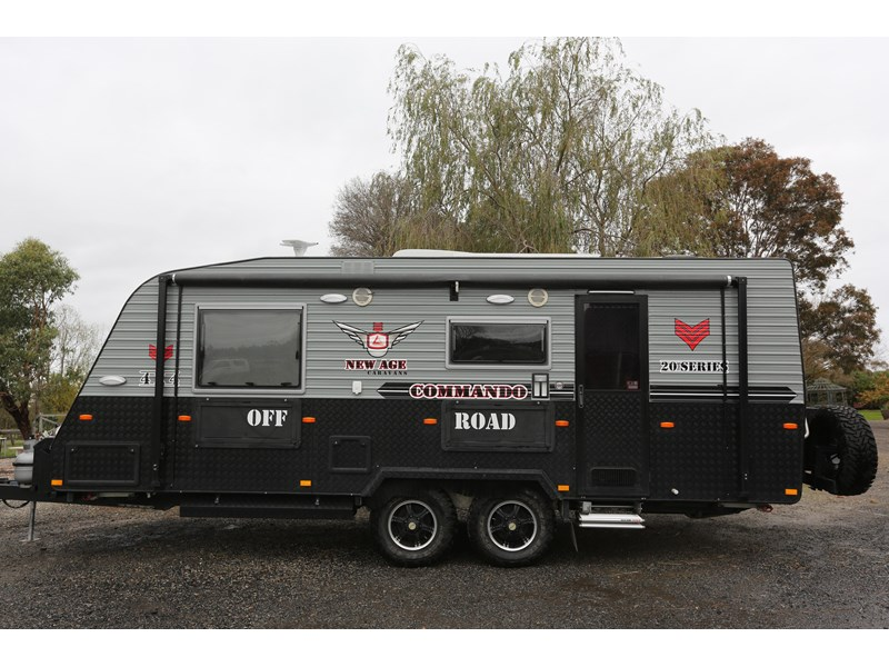 new age commando 20ft double axle 347935 001