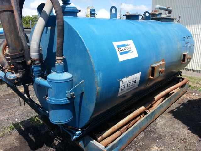 vacuum tanks hydraulic pump 348815 001