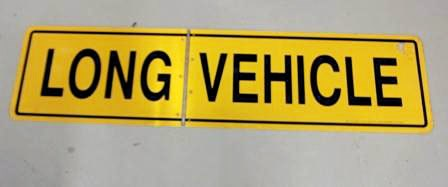 new parts safety signs 123955 001