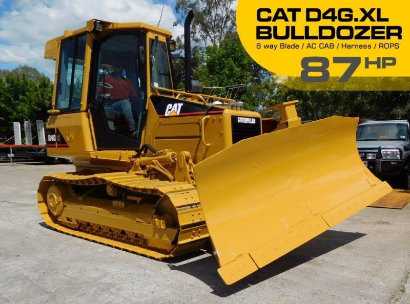 caterpillar d4g xl 350660 001