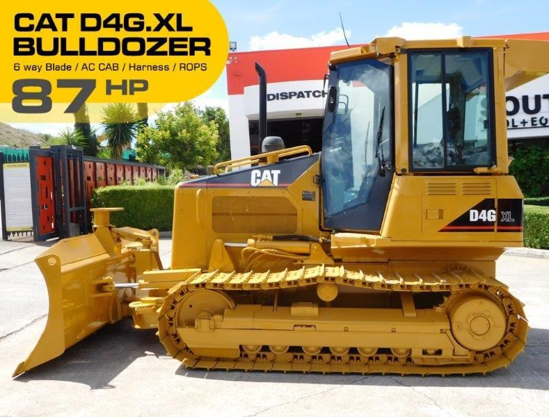 caterpillar d4g xl 350660 002