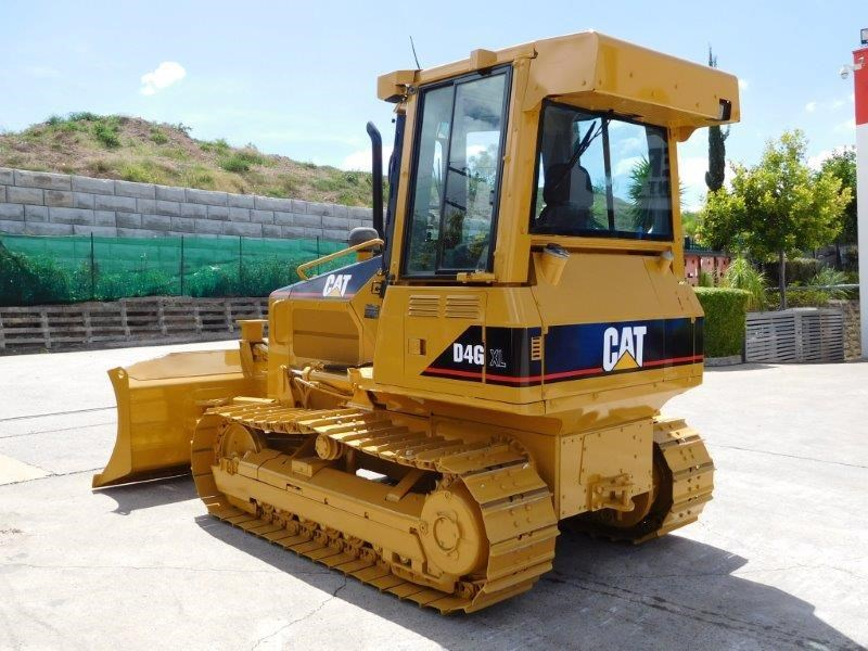 caterpillar d4g xl 350660 012