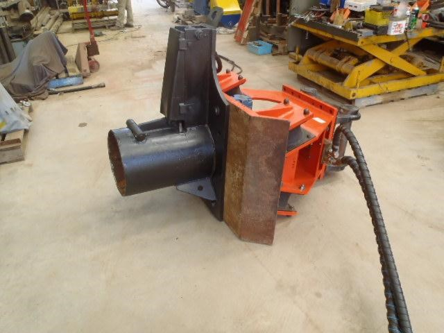 pneuvibe hire - cp300 pile driver 351957 003