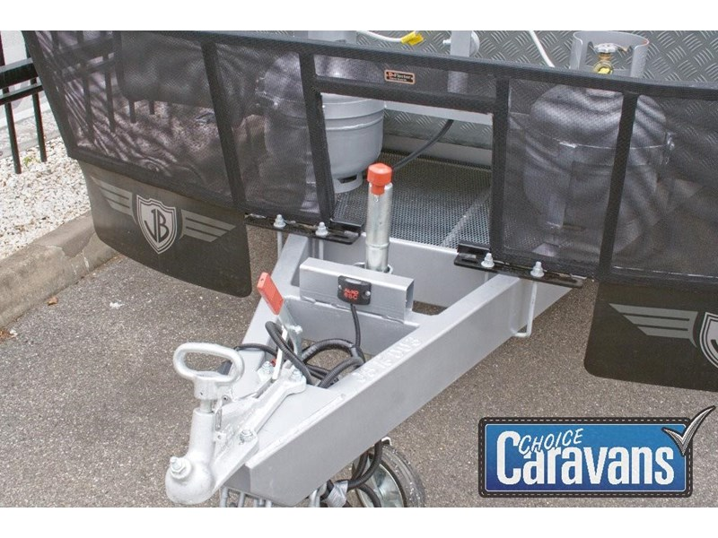 jb caravans dirt roader 20' 351565 006