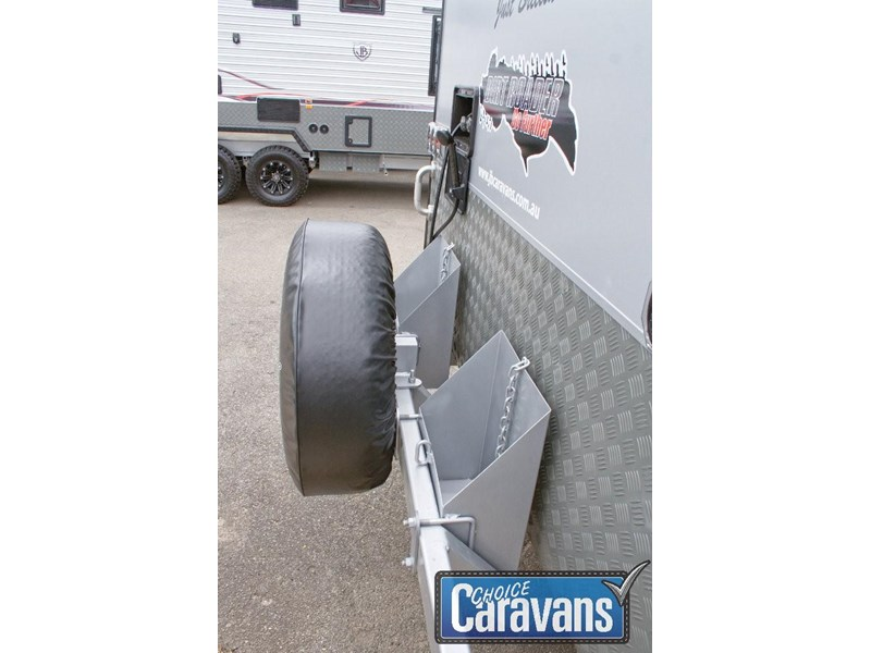 jb caravans dirt roader 20' 351565 009