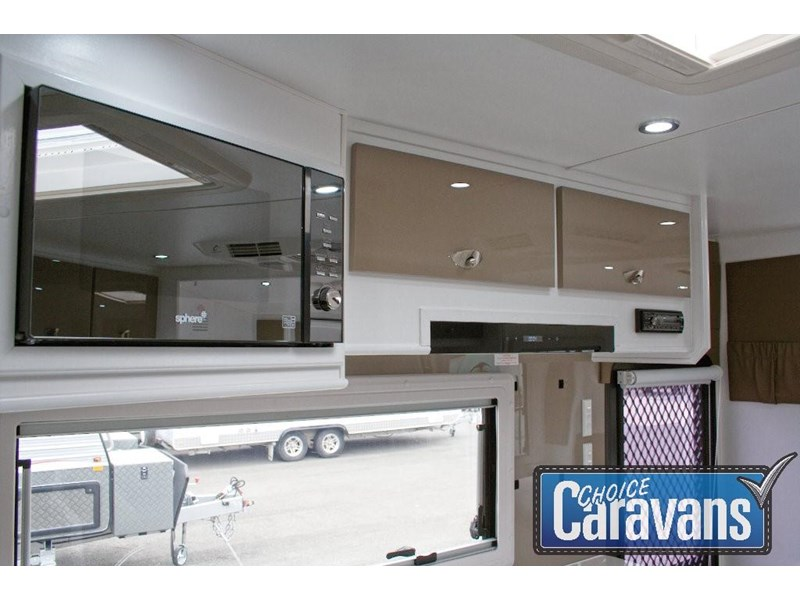 jb caravans dirt roader 20' 351565 017