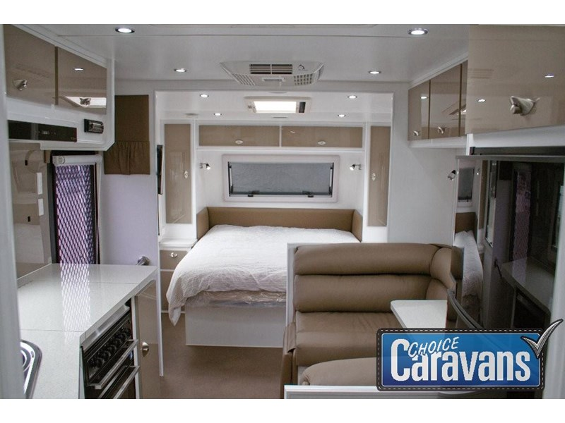 jb caravans dirt roader 20' 351565 022