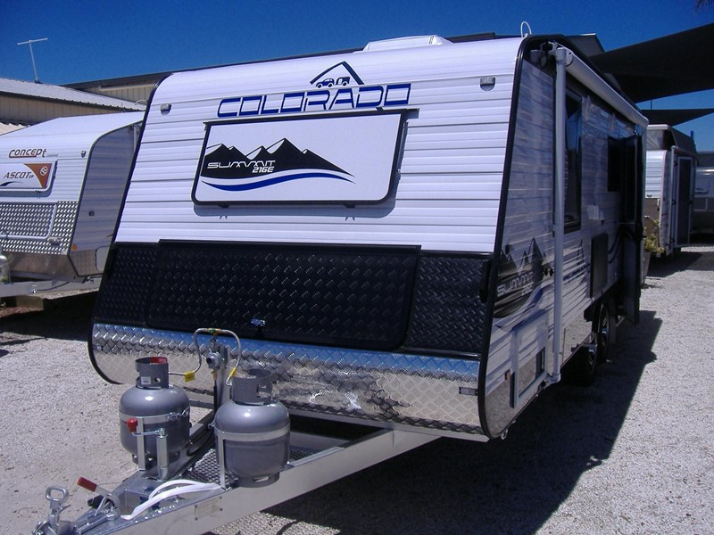 colorado caravans 21' summit full ensuite 353210 001