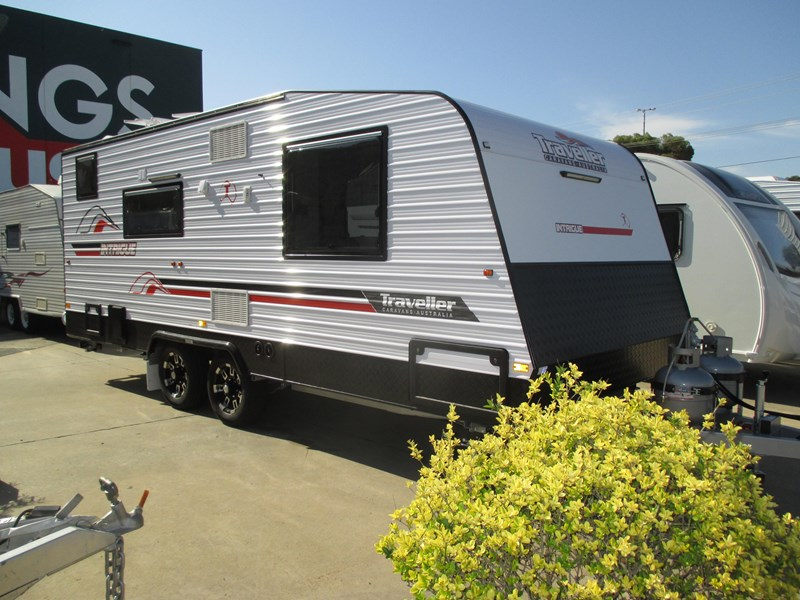 "traveller intrigue 19'6"" new model 353223 001"