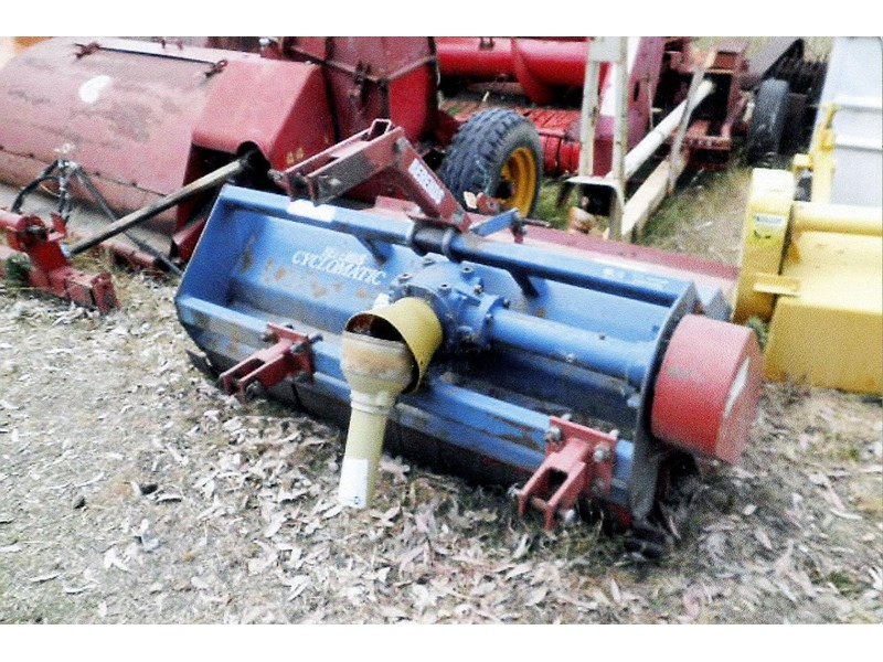 berends 5' cyclomatic mulcher 354008 001