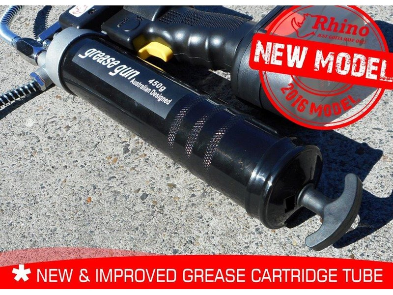 rhino rechargeable - 12v grease gun [tfggun] - [gg06] [free delivery] 242952 008