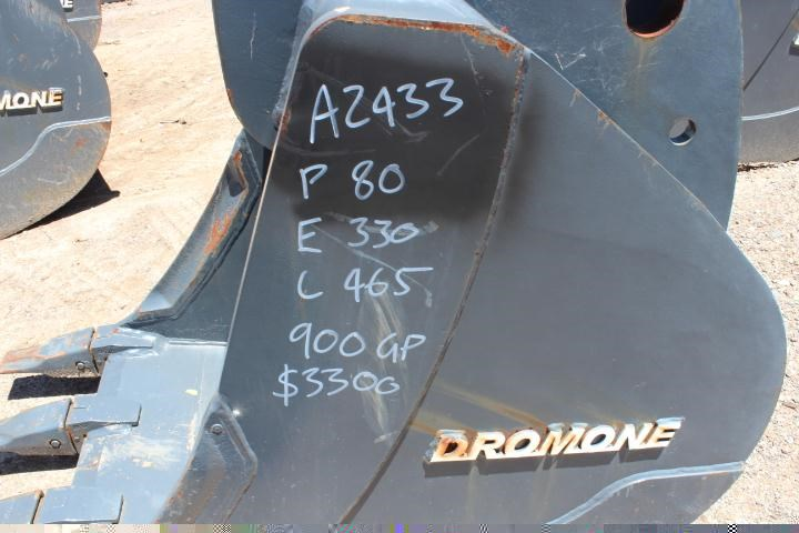 dromone 900mm gp bucket 354800 005