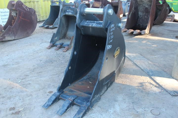 geith 600mm trench bucket 355051 002