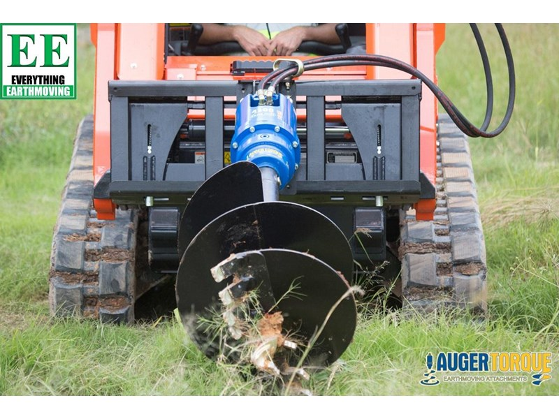 auger torque 4500max earth drill for skid steers up to 80hp auger torque 4500max 356150 006