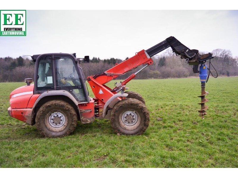 auger torque 5500max earth drill for telehandlers up to 6 tonnes auger torque 5500max 356366 002
