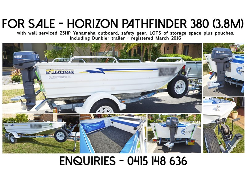 horizon pathfinder 380 356881 005
