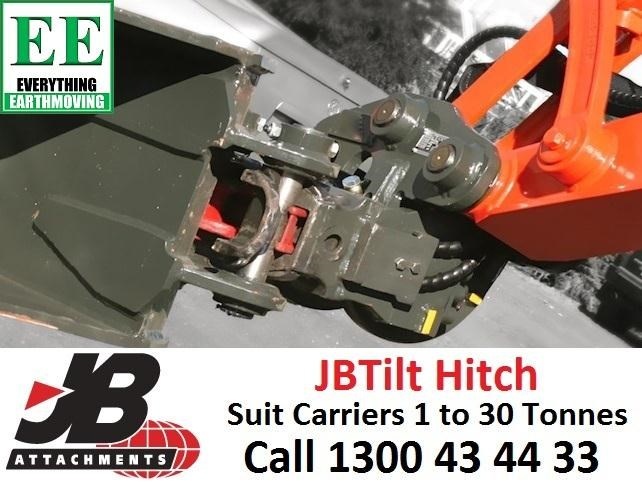 JB ATTACHMENTS PTA1 5 MULTI TILT-HITCH SUIT 1 5 - 2 TONNE