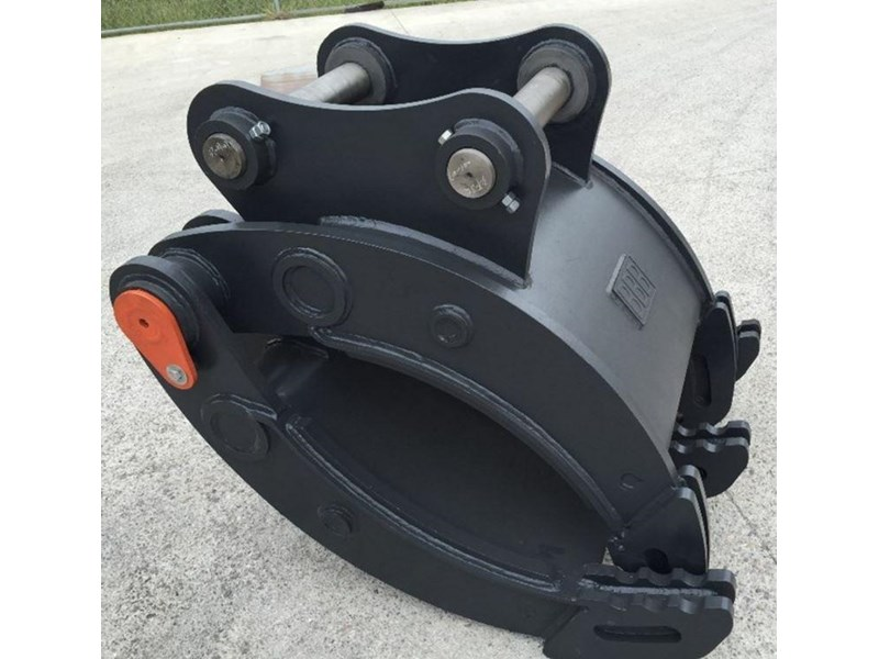 unknown betta bilt buckets (bbb) 30 tonne manual grabs heavy duty 357265 004