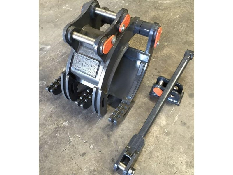 unknown betta bilt buckets (bbb) 3 tonne manual grabs 357250 007
