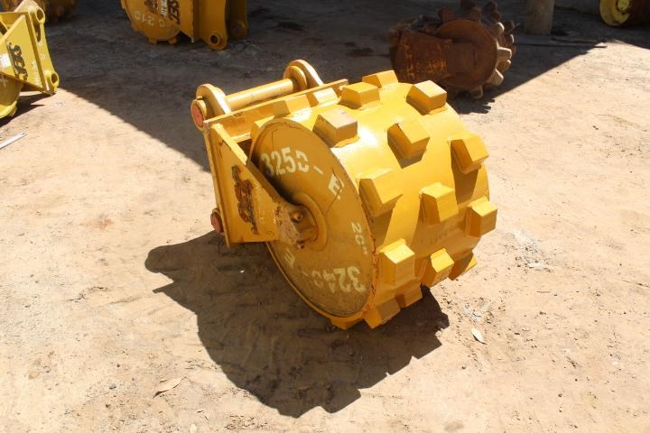 sec compaction wheel suit 25-30 tonne excavator 356971 002