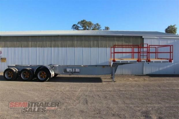 maxitrans semi drop deck skel semi trailer 347766 001
