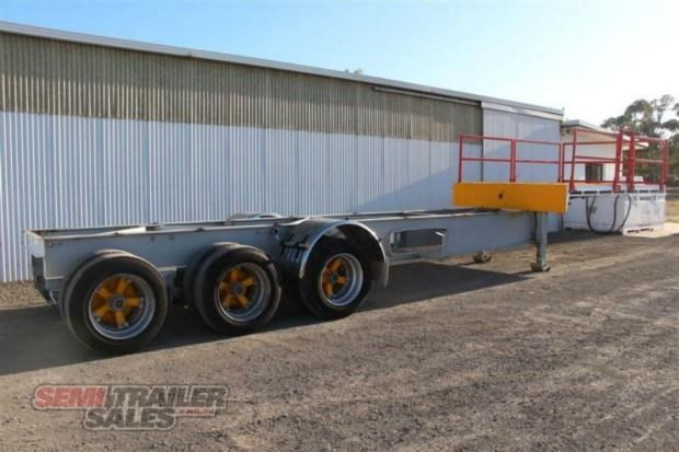 maxitrans semi drop deck skel semi trailer 347766 003